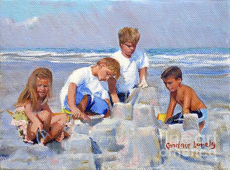 Candace Lovely - Sandcastles