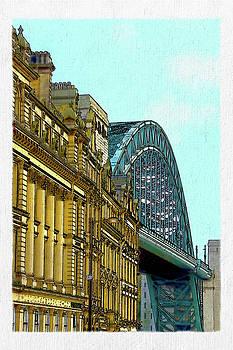 David Pringle - Sandhill and Tyne Bridge