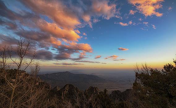 Sandia Peak by Marybeth Kiczenski