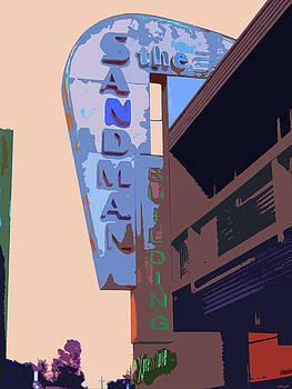 Sandman - Houston  by Derick Van Ness