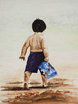 Sandpile Baby by Pam Hurst