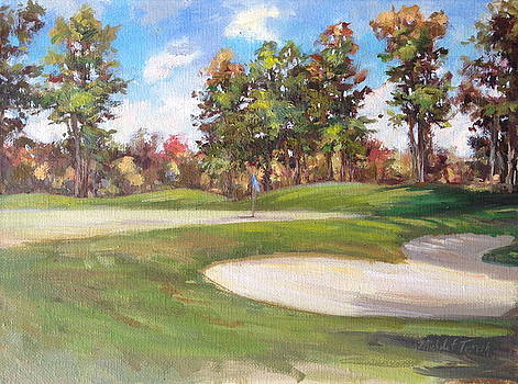 Sands Springs Golf Course by Michele Tokach