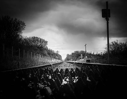 Sandscale Crossing by Keith Elliott