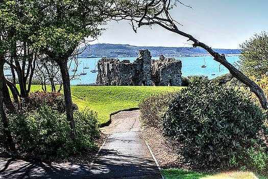 David Matthews - Sandsfoot Castle Weymouth UK