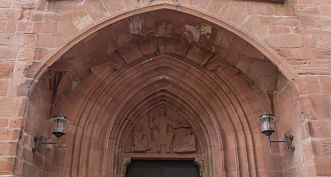 Teresa Mucha - Sandstone Arch