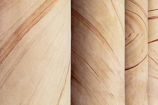 Janet Fikar - Sandstone Columns