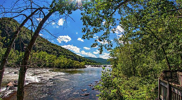 Steve Harrington - Sandstone Falls West Virginia 4