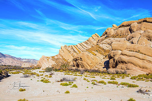 Sandstone by Jim Thompson
