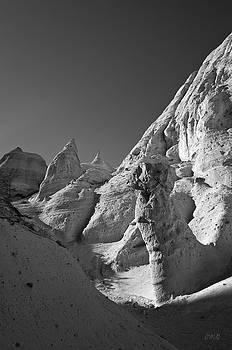 David Gordon - Sandstone Landscape I BW