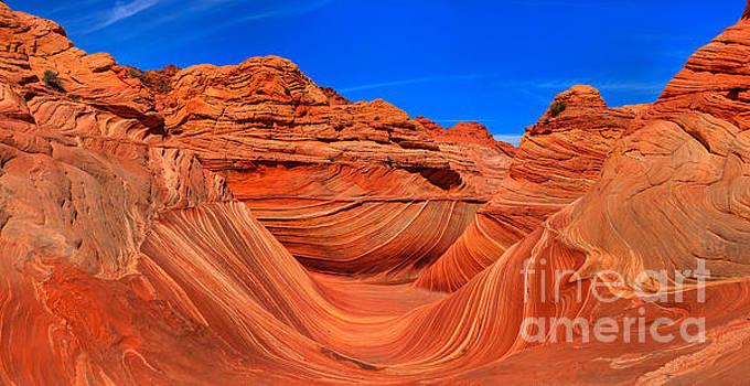 Adam Jewell - Sandstone Wave Panorama