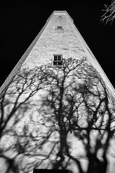 Sandy Hook Light by John Dryzga