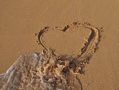 Sandy Love by Jill Kelsey