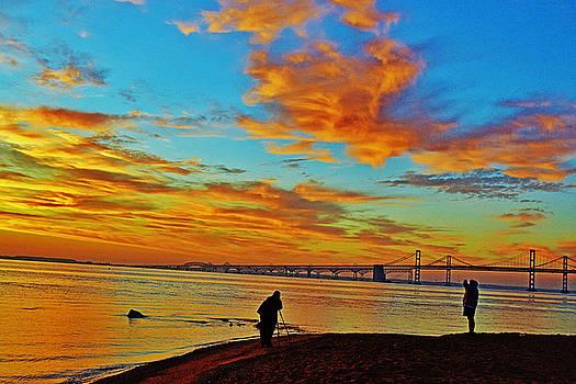 Sandy Point by Daniel B McNeill