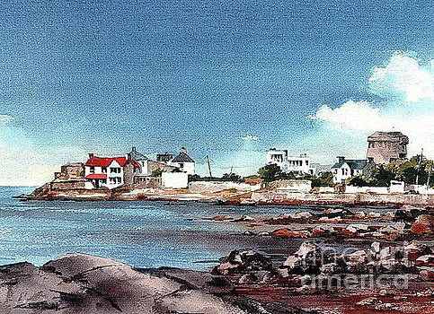 Val Byrne - Sandycove Harbour Co. Dublin