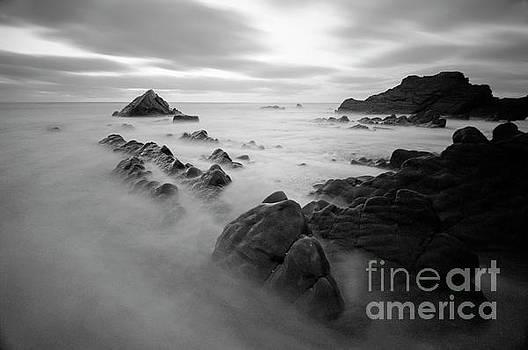 Sandymouth Beach 6.0 by Yhun Suarez