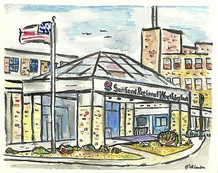 Sanford Regional Worthington by Matt Gaudian