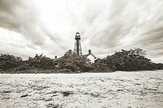 Scott Pellegrin - Sanibel Lighthouse Sunrise