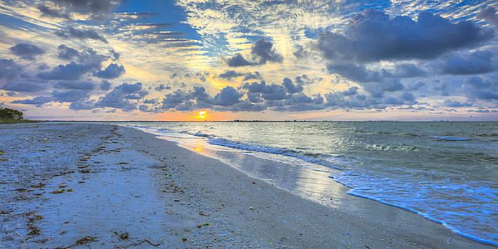 Sanibel Sunrise by Sean Allen
