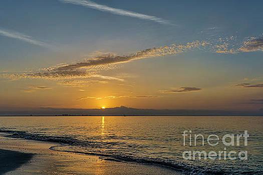 Sanibel Sunset by Scott Wood