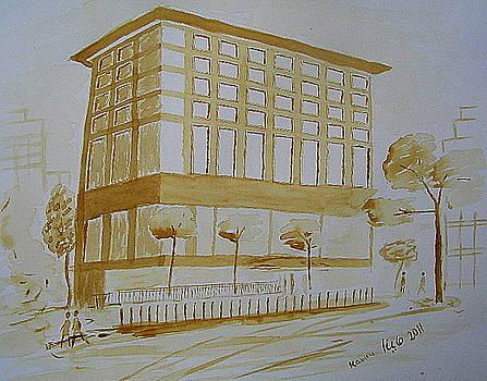 Sankara Hotel - Nairobi by Maina  Kabiru