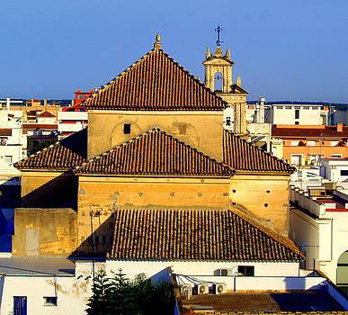 Sanlucar Spain by Ted Hebbler