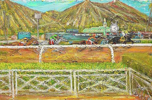 Santa Anita by Patrick Ginter