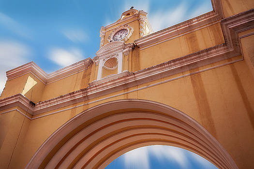 Santa Catalina Arch Perspective by Daniela Constantinescu