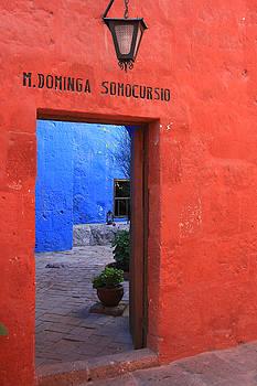 Jonathan Hansen - Santa Catalina Doorway 1