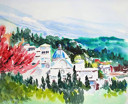 Santa Chiara by Neva Rossi
