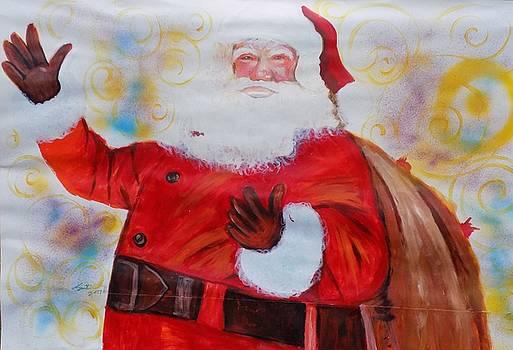 Santa Claus by Olaoluwa Smith