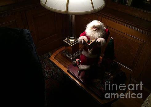 Edward Sobuta - Santa Claus Resting