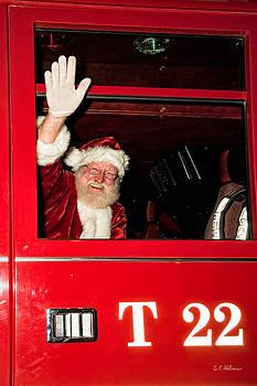 Christopher Holmes - Santa Clause Arrives