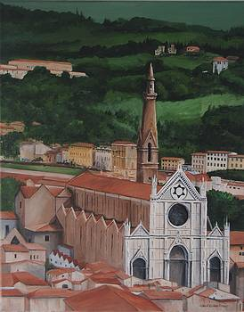 Santa Croce by Glen Frear