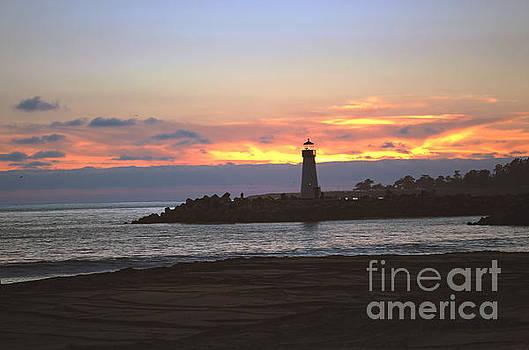 Santa Cruz Lighthouse by Anthony Forster