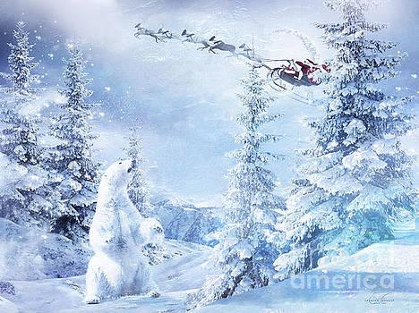 Here Comes Santa by Shanina Conway