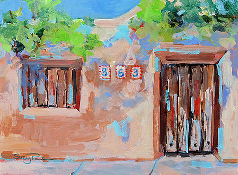 Santa Fe 1 by Suzy Pal Powell