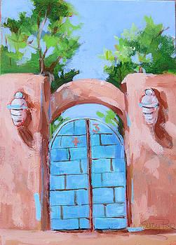 Santa Fe 2 by Suzy Pal Powell