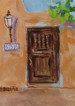Santa Fe #8 by Suzy Pal Powell