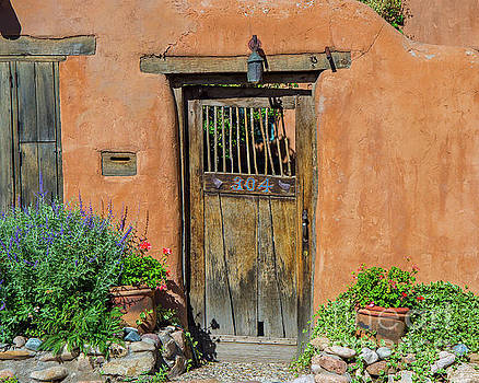Santa Fe Gate by Stephen Whalen