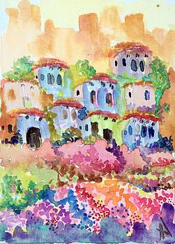 Patricia Lazaro - Santa Fe Village