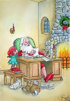 Santa by Jimmy Smith