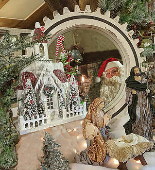 Santa knows by Gordon Wendling
