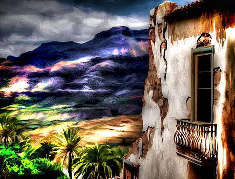 Santa Lucia de Tirajana by Pennie  McCracken