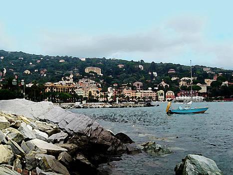 Santa Margherita Shore by Paul Barlo