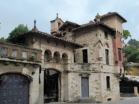 Santa Margherita Villa IV by Paul Barlo