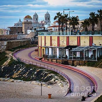 Santa Maria del Mar Beach Cadiz Spain by Pablo Avanzini