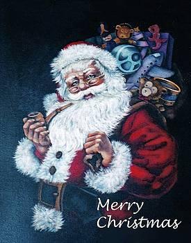 Cindy Treger - Santa Merry Christmas
