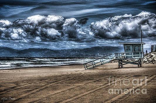 Julian Starks - Santa Monica Beach Dramatic