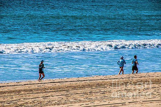 Julian Starks - Santa Monica Beach Runners