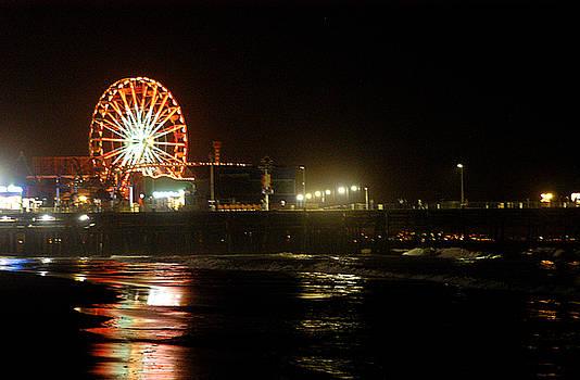 Clayton Bruster - Santa Monica Pier